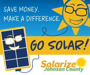 Solarize Johnson Co 2020 logo